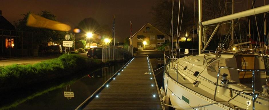 Iluminación en embarcaciones