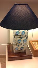 Lámparas personalizadas en Soltec Pedreguer (Alicante)