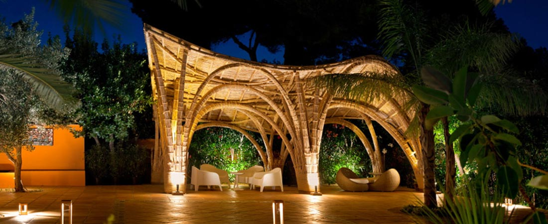 "+INFO Hotel ""Les Rotes"" Cadena MR (Martí Roig) · Jardines exteriores"